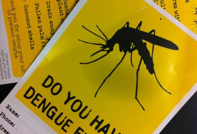Dengue can kill. Image taken from http://galleryhip.com/dengue-fever.html